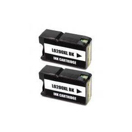 Compatible Lexmark 200XL Cartucho de Tinta Generico Negro
