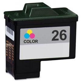 Remanufacturado Lexmark 26-27 Cartucho de Tinta Generico Tricolor