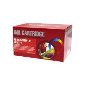 Pack 10 Cartucho de Tinta Brother LC-1000XL LC-970XL Compatible