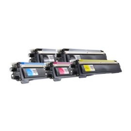 Compatible Pack 5 Cartucho de Toner Brother TN-230