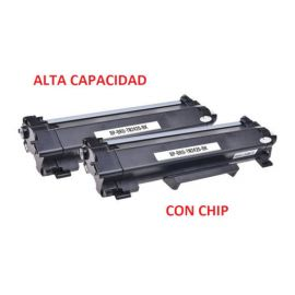 Compatible Pack 2 Toner Brother TN-2420