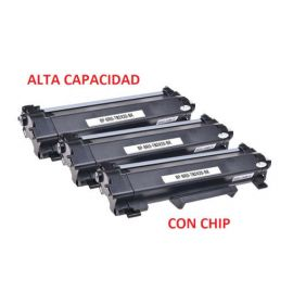 Compatible Pack 3 Toner Brother TN-2420