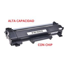 Compatible Brother TN2420 V2 Alta Capacidad│3000 Paginas