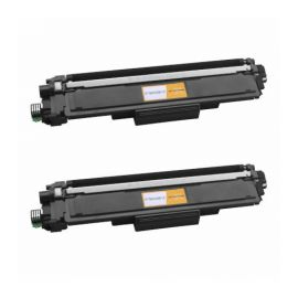 Compatible Pack 2 Toner Brother TN-243 TN-247 Negro