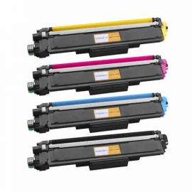 Compatible Pack 4 Colores Toner Brother TN-243 TN-247