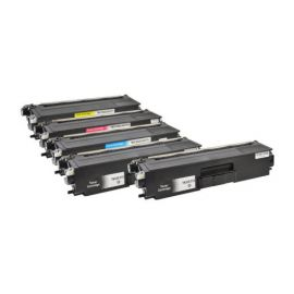 Compatible Pack 5 Toner Brother TN-243 TN-247