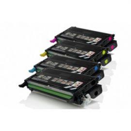 Compatible Epson C2800 Pack 4 Colores Toner Generico