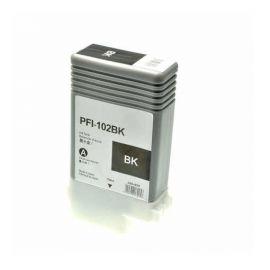 Compatible Canon PFI102 Cartucho de Tinta Genérico Negro
