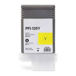 Compatible Canon PFI120 Cartucho de Tinta Pigmentado Amarillo