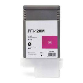 Compatible Canon PFI120 Cartucho de Tinta Pigmentado Magenta