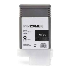 Compatible Canon PFI120 Cartucho de Tinta Pigmentado Negro Mate