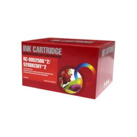 Compatible Canon PGI525 CLI526 Pack 10 Cartuchos de Tinta