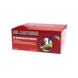 Compatible Canon CLI551 + PGI550 Pack 5 Cartucho de Tinta