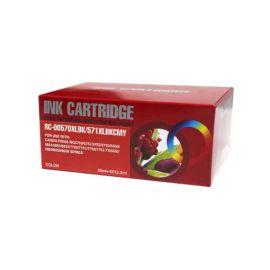 Compatible Canon PGI570XL + CLI571XL Pack 5 Cartuchos de Tinta  Genericos