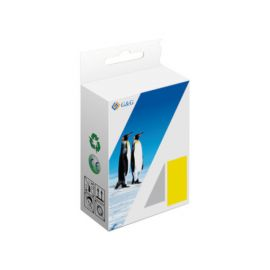 Compatible G&G Brother LC125XL Cartucho de Tinta Generico Amarillo
