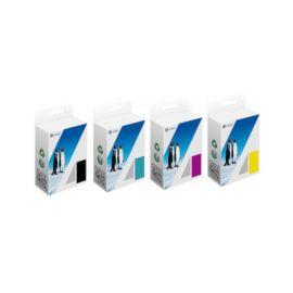 Pack 4 Colores Cartucho de Tinta G&G Epson T1285 Compatible