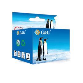 Cartucho de Tinta G&G Remanufacturado Canon PG540XL Negro