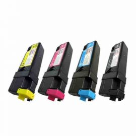 Compatible Dell 1320 2130 2135 Pack 4 Colores Cartucho Toner Genérico