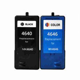 Compatible Dell M4640 Negro + M4646 Tricolor