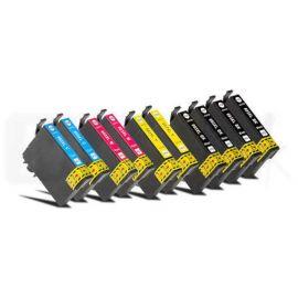 Pack 10 Cartucho de Tinta Epson 603XL Compatible