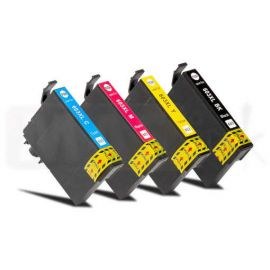 Pack 4 Colores Cartucho de Tinta Epson 603XL Compatible
