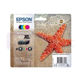 Epson 603XL Multipack Original Pack 4 Cartuchos de Tinta