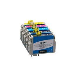 Compatible G&G Pack 5 Cartucho de Tinta Epson 603XL