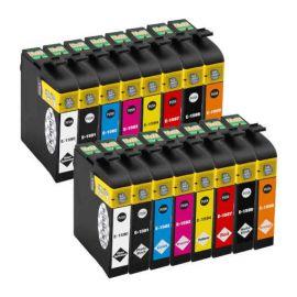 Compatible Epson R2000 Pack 16 Cartucho de Tinta Generico