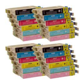 Pack 24 Cartucho de Tinta Epson T0487 Compatible