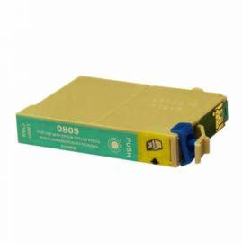 Cartucho de Tinta Compatible Epson T0805 Cian Claro