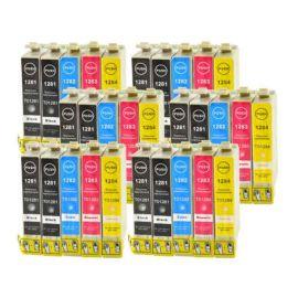 Pack 30 Cartucho de Tinta Epson T1285 Compatible