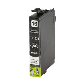 Cartucho de Tinta Epson T1631 Compatible Negro