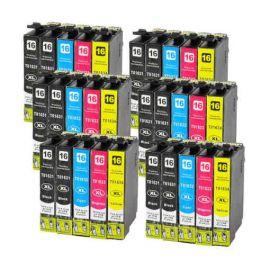 Pack 30 Cartucho de Tinta Epson T1635 Compatible 16XL