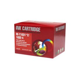 Pack 5 Cartuchos de Tinta Epson T1635 Compatible 16XL