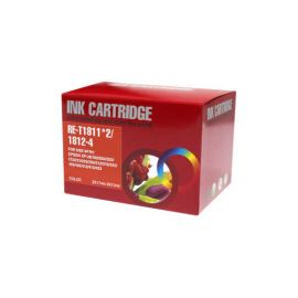 Pack 5 Cartucho de Tinta Epson T1816 Compatible 18XL