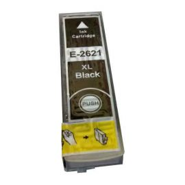Cartucho de Tinta Epson T2621 Compatible Negro 26XL