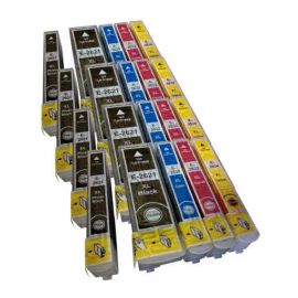 Pack 20 Cartucho de Tinta Epson 26XL Compatible