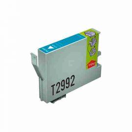 Compatible Epson T2992 T2982 Cartucho de Tinta Generico Cian