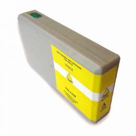 Cartucho de Tinta Compatible Epson T7014 Amarillo