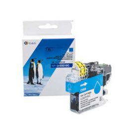 Cartucho de Tinta G&G Brother LC3219XL Compatible Cian