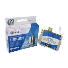 Compatible G&G Epson 603XL Cartucho de Tinta Negro