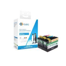 Compatible G&G HP 932XL + 933XL MultiPack Cartuchos de Tinta Genericos