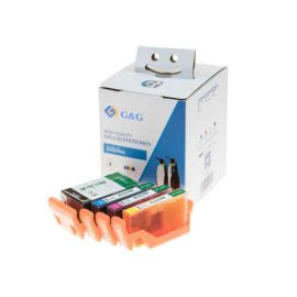 G&G Compatible HP 934XL + 935XL MultiPack Cartuchos de Tinta Genericos