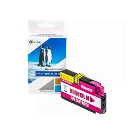 Compatible G&G HP 951XL Cartucho de Tinta Generico Magenta