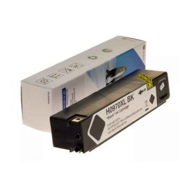 Compatible G&G HP 970XL V5 Cartucho de Tinta Pigmentada Generico Negro