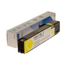 Compatible G&G HP 971XL Cartucho de Tinta Pigmentada Generico Amarillo