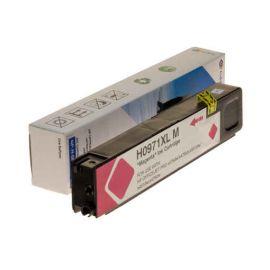 Compatible G&G HP 971XL Cartucho de Tinta Pigmentada Generico Magenta
