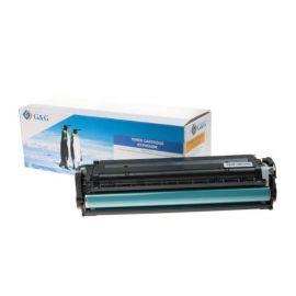 Compatible G&G HP CB540A CE320A CF210X Cartucho de Toner Generico Negro