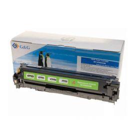 Compatible G&G HP CB543A CE323A CF213X Cartucho de Toner Generico Magenta