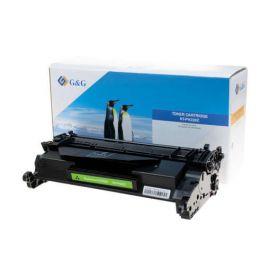Compatible G&G HP CF226A Toner Generico Negro Nº26A